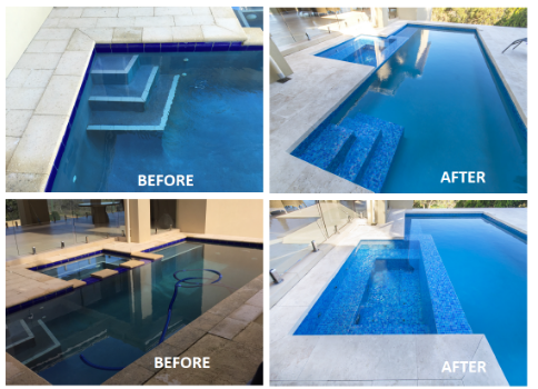 pools renovations