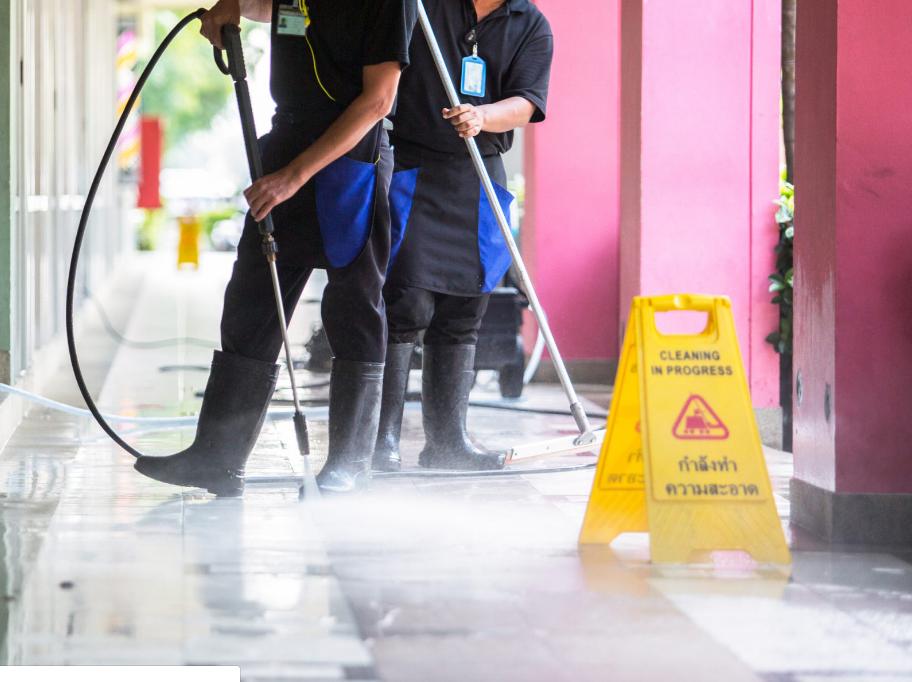 Industrial Cleaning Brisbane