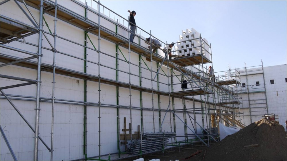 Insulated Concrete Forms Manufacturers